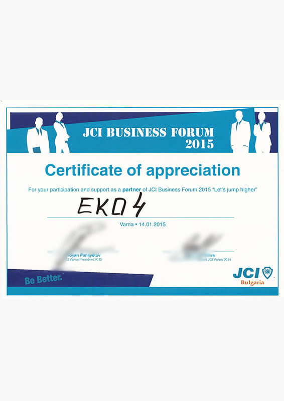 JCI Business Forum